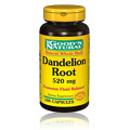 Dandelion Root 520mg -