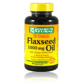 Organic Flaxseed Oil 1000mg -