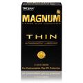 Trojan Magnum Thin Ultrasmooth Lubricant -