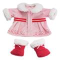 Baby Stella Warm Wishes Winter Coat -