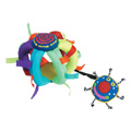 Whoozit Wiggle Ball -