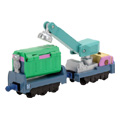Die-Cast Irving's Recycling Cars -