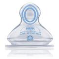 Advanced ortho star replacement nipple, medium flow -