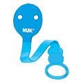 Universal pacifier clip -