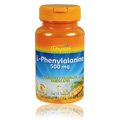 L Phenylalanine 500mg