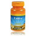 Vitamin E 400 IU with Mixed Tocopherols -