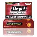 Orajel Severe Pain Formula -