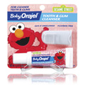 ELMO Baby Orajel Tooth & Gum Cleanser Fruit -