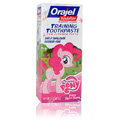 My Little Pony Fluoride Free Training Toothpaste -