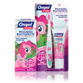 My Little Pony Fluoride Free Training Toothpaste Combo Pack -