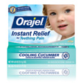 Orajel Cooling Cucumber Teething Pain -