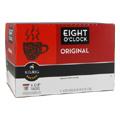 Gourmet Single Cup Coffee Original Eight O'Clock -