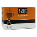 Gourmet Single Cup Coffee Hazelnut Eight O'Clock -