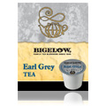 Gourmet Single Cup Coffee Earl Grey Bigelow Traditional Teas -