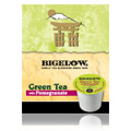 Gourmet Single Cup Coffee Pomegranate Green Bigelow Traditional Tea -
