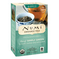 Organic Teas Decaf Simply Green Decaf Tea -