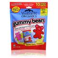 Organic Gummy Bears & Worms Organic Gummy Bears Family Size -