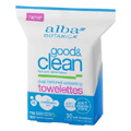 Good & Clean Dual Texture Exfoliating Towelettes -