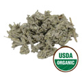 Organic Sage Leaf C/S -