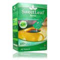 SweetLeaf SteviaPlus Sweetener Packets