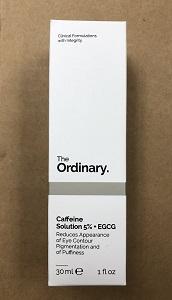 Caffeine Solution 5% + EGCG -
