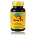 Norwegian Cod Liver Oil -