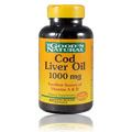 High Strength Cod Liver Oil 1000mg