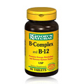 B Complex and B 12 -