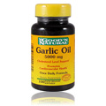 Garlic Oil 5000mg