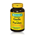 Odorless Garlic and Parsley -