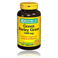 Green Barley Grass 500mg