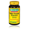 Standardized Milk Thistle 250mg -