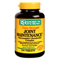 Joint Maintenance -