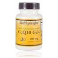 CoQ10 Gels 100mg