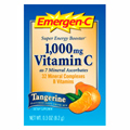 EmergenC Tangerine Flavor