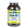 Fish Oil 1000 mg Omega 3 Fatty Acids