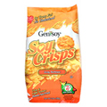 Soy Crisps Zesty Barbecue