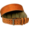 VRL Leather Lifting Belt Tan 4'' S -