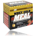 100% Whey Gold Meal Chocolate Creme -