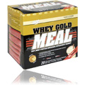100% Whey Gold Meal Vanilla Custard -