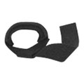 Padded Dead Lift Strap Black