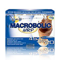 Macrobolic MRP Chocolate Fudge Brownie 