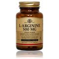 L Arginine 500 mg -