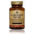 L-Arginine 500 mg -
