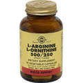 L-Arginine/L-Ornithine 500/250 mg -