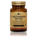 L-Methionine 500 mg -