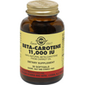 Beta Carotene 11,000 IU -