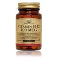 Vitamin B12 100 mcg -