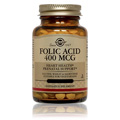 Folic Acid 400 mcg -