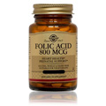 Folic Acid 800 mcg -